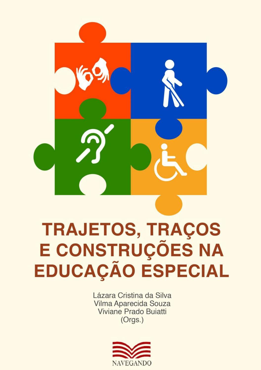 Trajetos Traços E Construções Na Educação Especial By