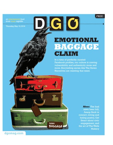 Emotional Baggage Claim by Ballantine Communications - issuu