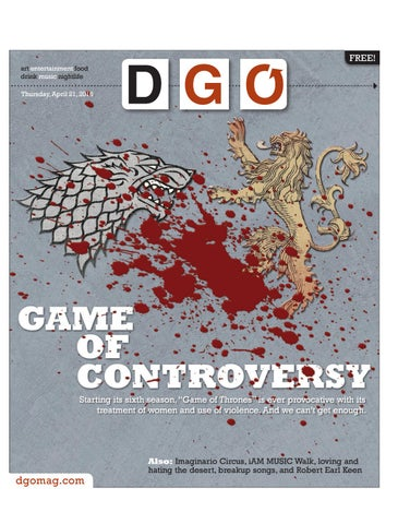 60ec29da223 Game of Controversy by Ballantine Communications - issuu