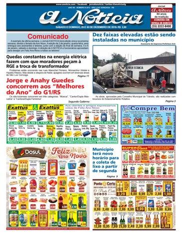 Edição de 29 e 30 de dezembro de 2018 by Jornal A Notícia - issuu 2882c73c3f1ae