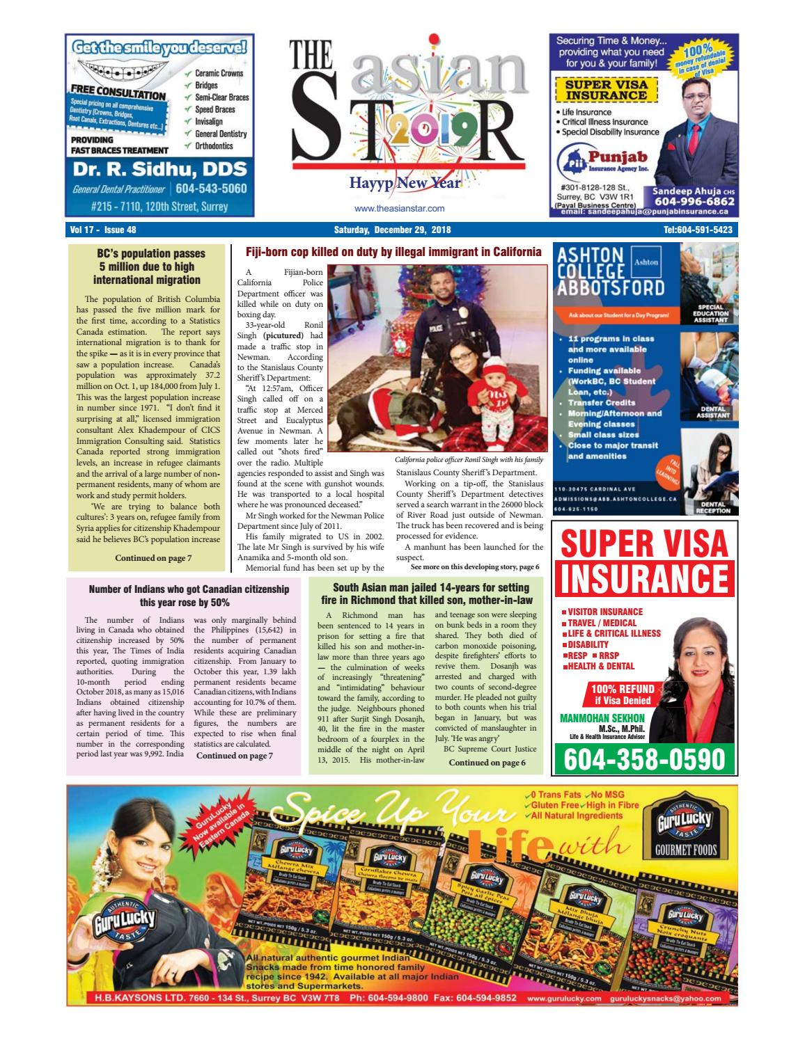 pretty nice 9f44e 57a40 The Asian Star December 29 2018 by The Asian Star Newspaper - issuu