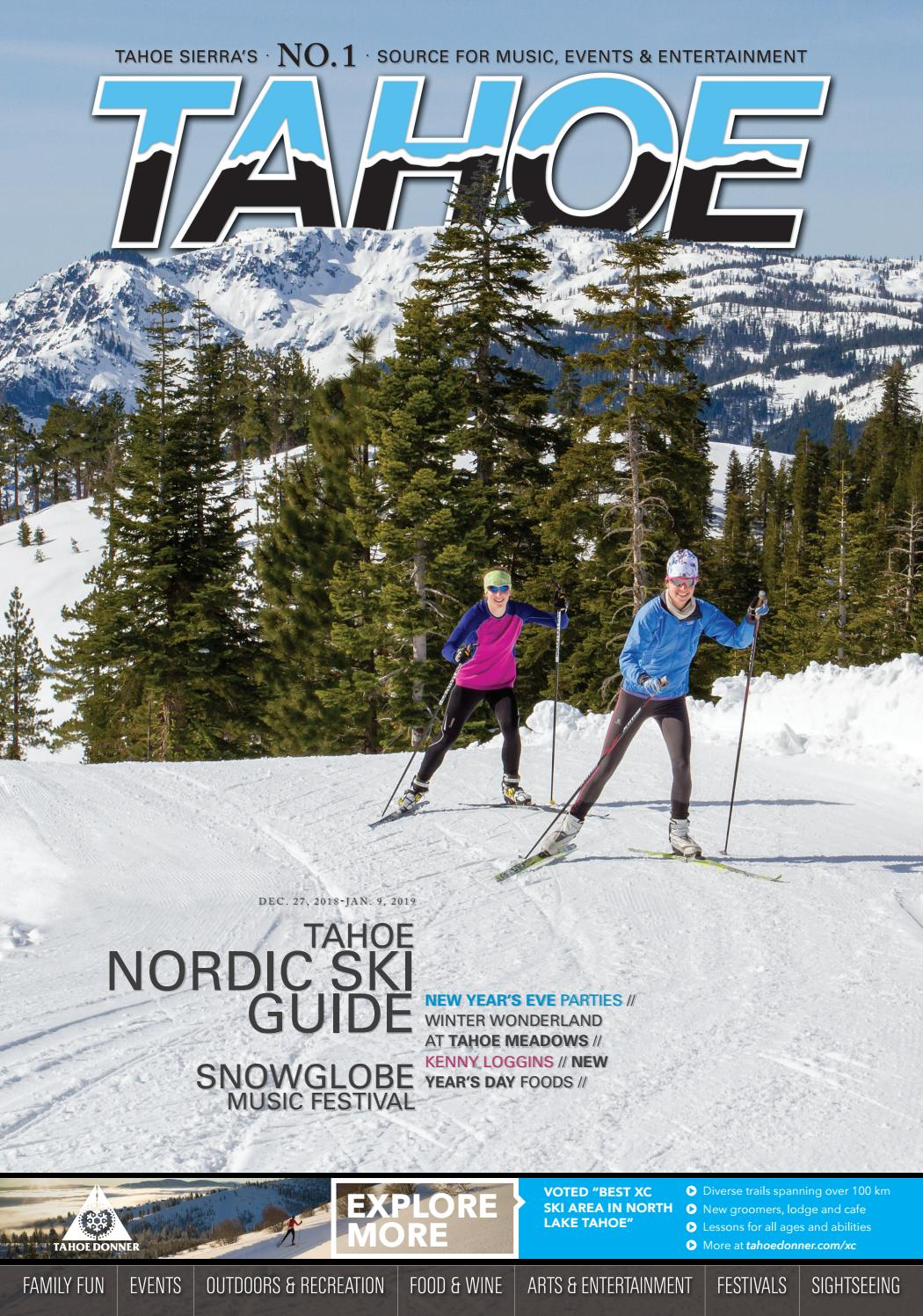 December 27 2018 To January 9 2019 By Tahoe Weekly Issuu