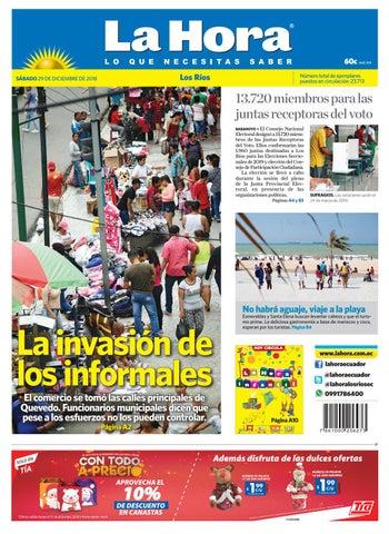 34f1cfd74a9c Los Ríos 29 de diciembre de 2018 by Diario La Hora Ecuador - issuu