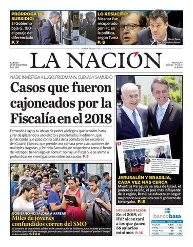 e33a75471f2 DIARIO LA NACIÓN - EDICIÓN 8.575 by La Nación - issuu