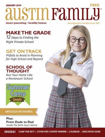 Austin Family Magazine January 2019 by Austin Family