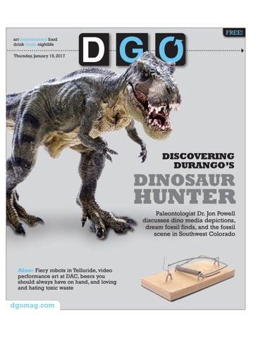 Discovering Durangos Dinosaur Hunter By Ballantine Communications