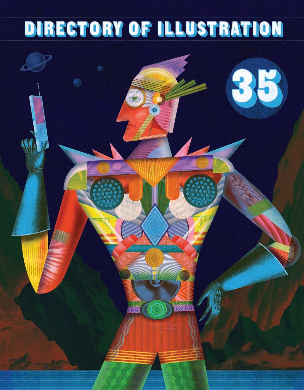 Directory of Illustration #35 by Serbin Creative, Inc  - issuu