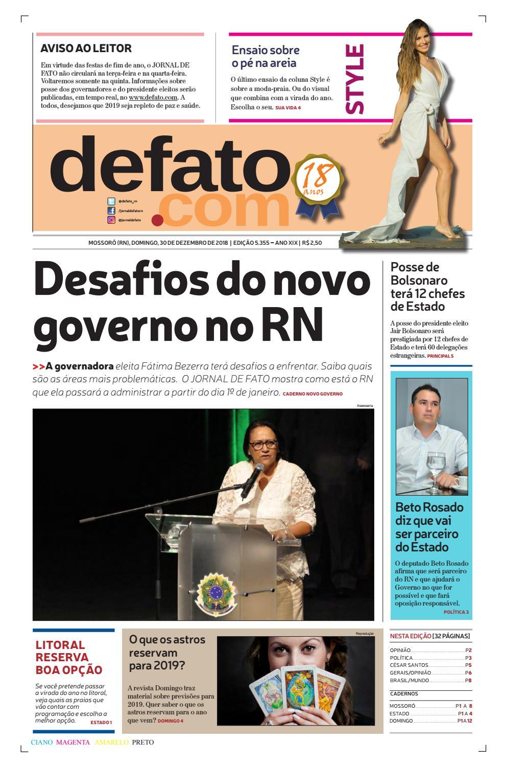 d64ae0f1222 Jornal de Fato by Jornal de Fato - issuu