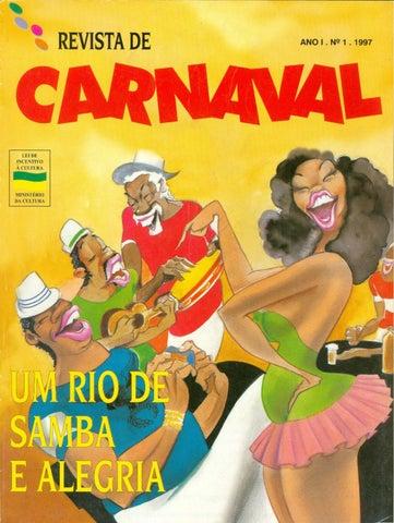 Revista de Carnaval nº 1 by Portal Academia do Samba - issuu 46e197b77ee1d
