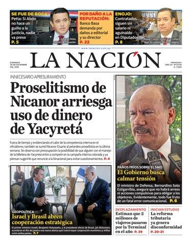 DIARIO LA NACIÓN - EDICIÓN - 8.576 by La Nación - issuu ba1cc0a05e927