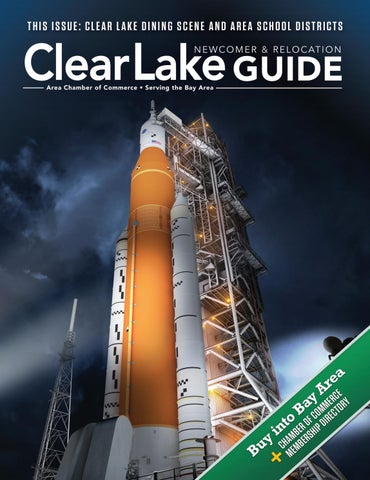 Clear Lake Newcomer & Relocation Guide - 2018 Issue 2 by WEB
