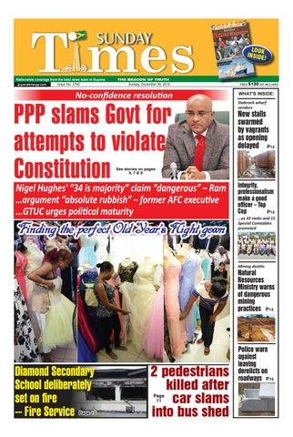 Guyana Times Sunday December 30 2018 New By Gytimes Issuu