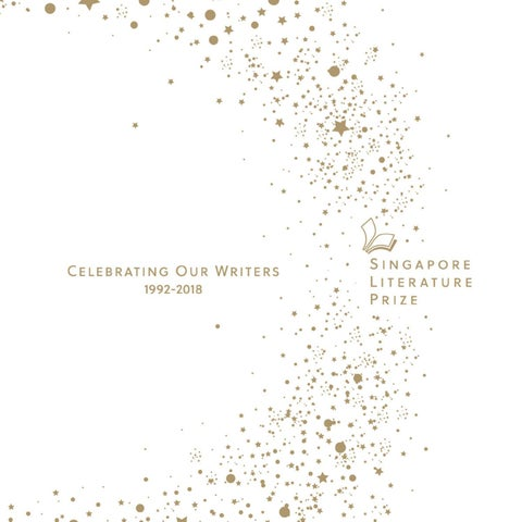 Singapore Literature Prize 2018 Commemorative Book (Digital) by