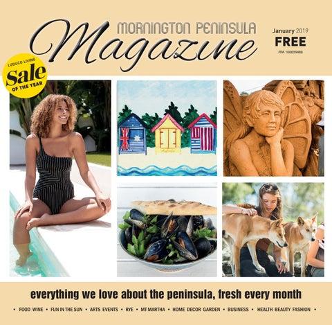 9d18f8623f5cd Mornington Peninsula Magazine January 2019 by Mornington Peninsula ...
