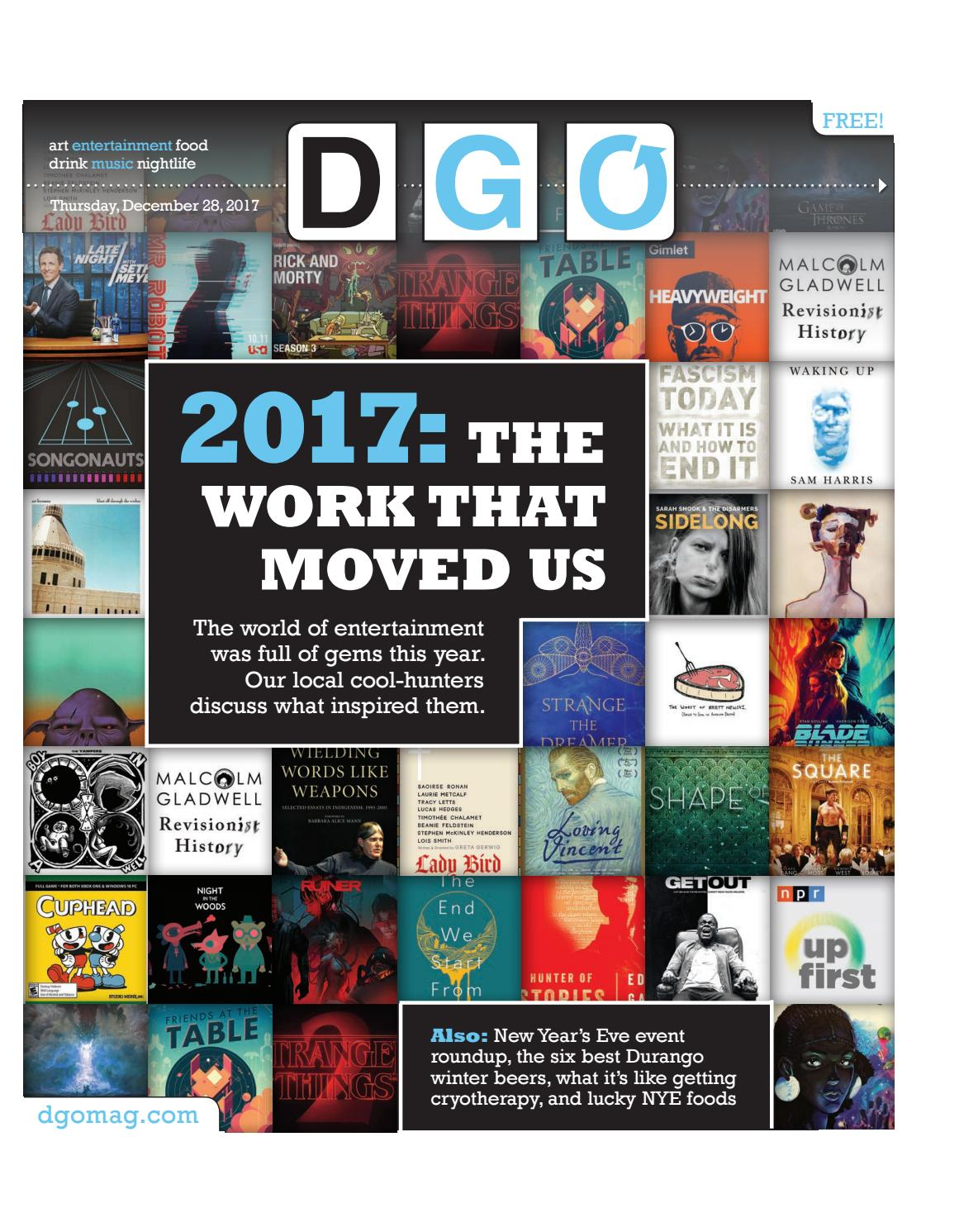2017:The Work That Moved Us by Ballantine Communications - issuu