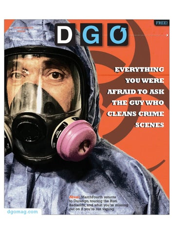 c28d0d7c9f Everything You Were Afraid to Ask The Guy Who Cleans Crime Scenes by ...