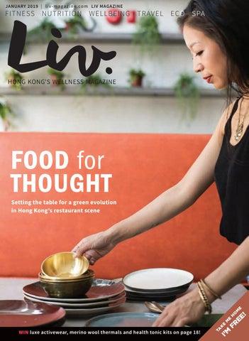Liv Magazine January 2019 By Liv Media Limited Issuu