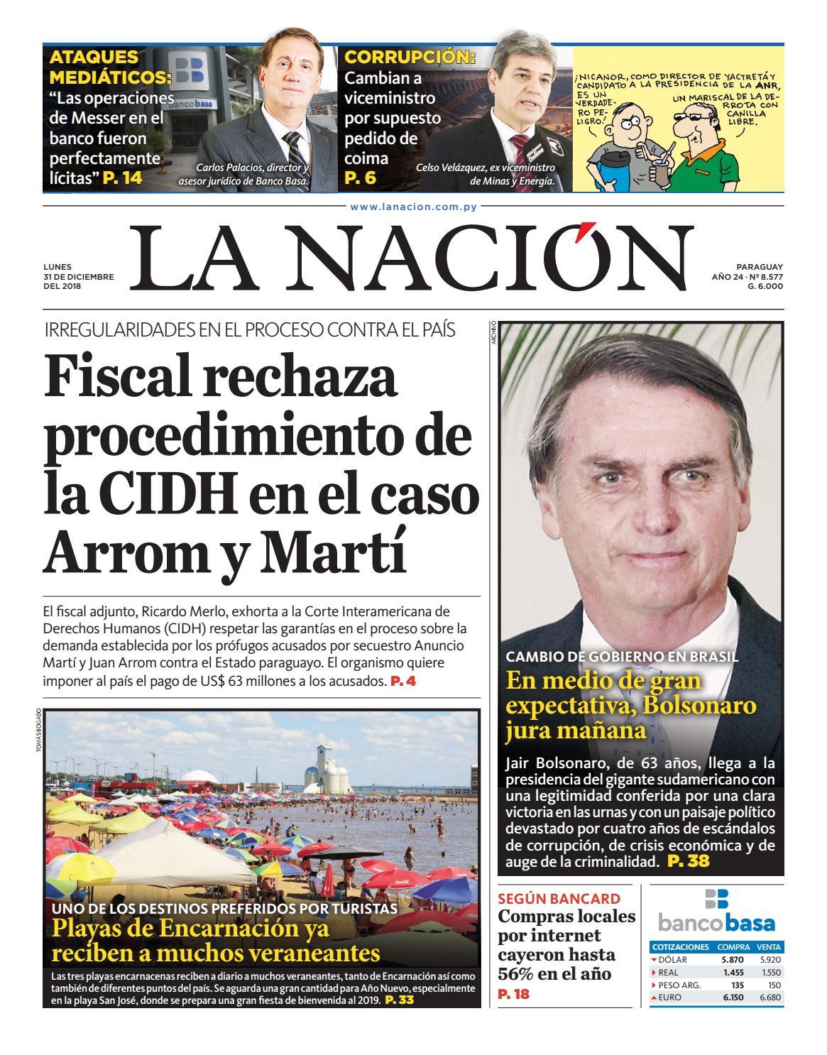 DIARIO LA NACIÓN - EDICIÓN 8.577 by La Nación - issuu 97833b1ad42
