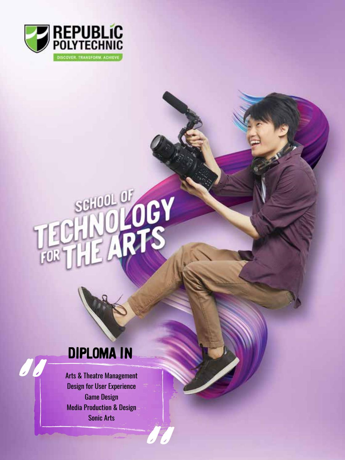 Sta Course Brochure 2019 By Republic Polytechnic Issuu