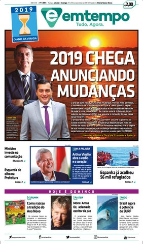 cfd4c5f981e8e Em Tempo - 30 de Dezembro de 2018 by Amazonas Em Tempo - issuu