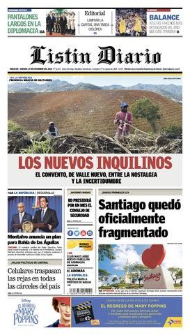 LD 29-12-2018 by Listín Diario - issuu ff7b67144a9