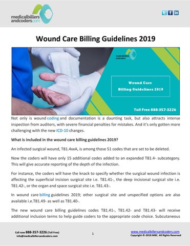 icd 10 code for postoperative wound infection
