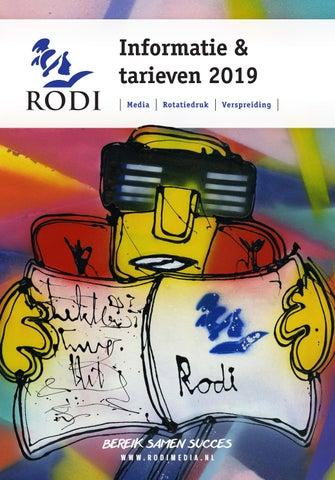 fa5ea21e3d7c42 Rodi Informatie brochure 2019 by Rodi Media - issuu