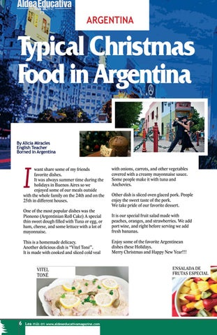 Page 6 of Tipical Christmas Food in Argentina