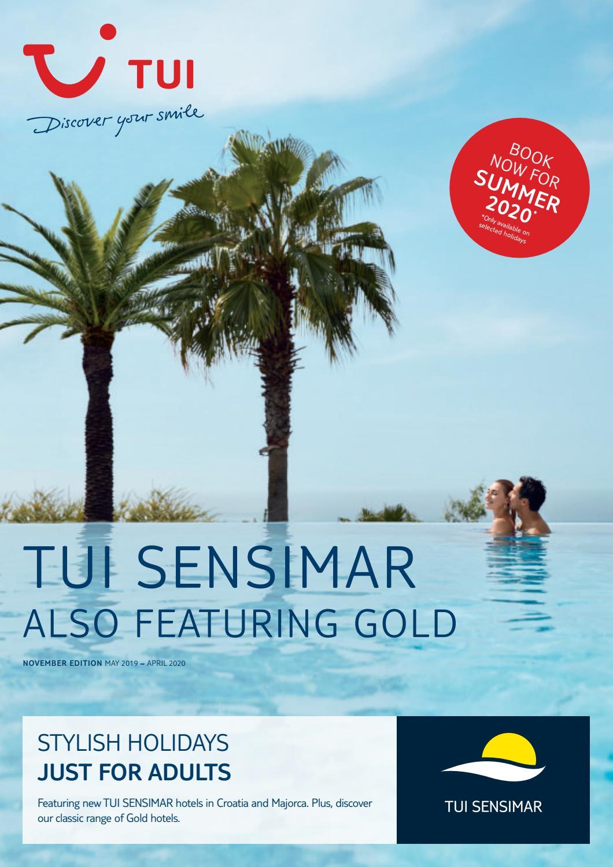 Sensimar Adults Only Holidays From TUI By Sarah Tastsidis, Tasteful Travel    Issuu