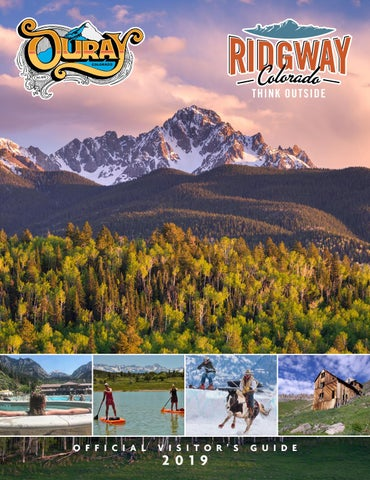 c99432ccbe Ouray Ridgway Visitors Guide 2019 by Ballantine Communications - issuu
