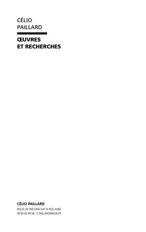 book 2018 by Célio Paillard - issuu 900762ccee5