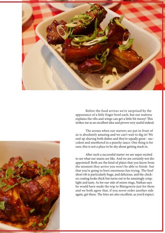 Page 27 of Little America - The New Diner in Downtown Blairgowrie