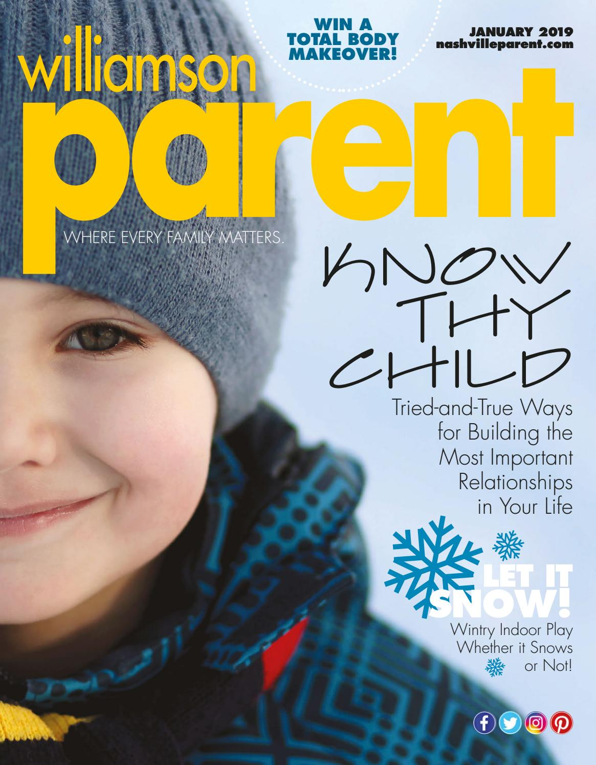 Ted Video 1602 How Childhood Trauma >> Williamson Parent Magazine January 2019 By Day