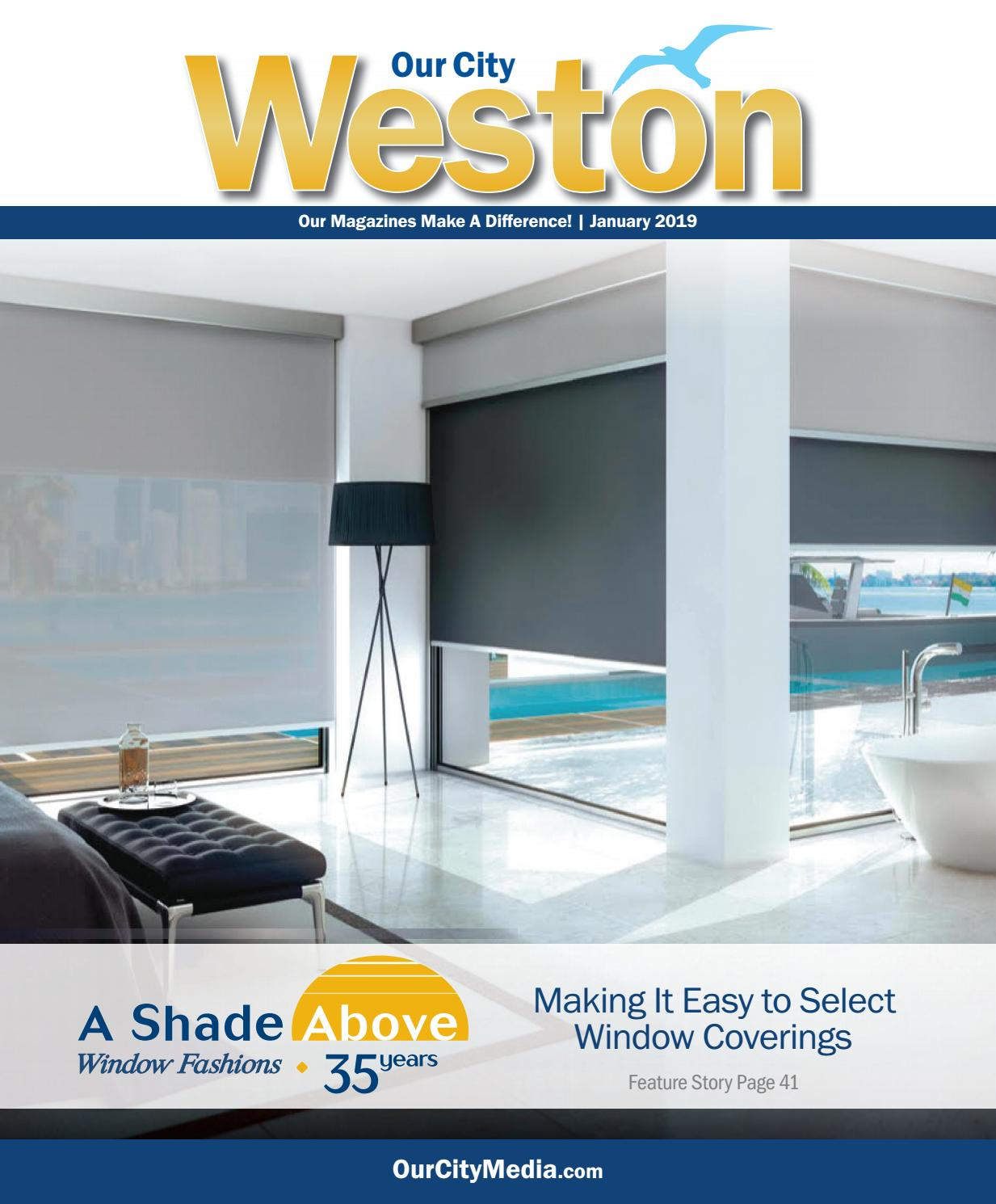 3105ad378c2 Our City Weston  January 2019 by Our City Media - issuu