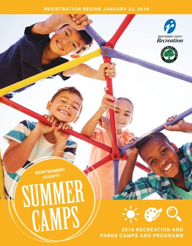 Summer Camps Guide 2019 by Montgomery County Recreation Dept  - issuu