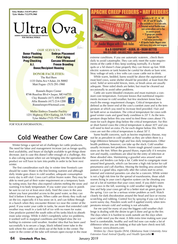 Livestock Plus January 2019 by Livestock Plus, Inc - issuu