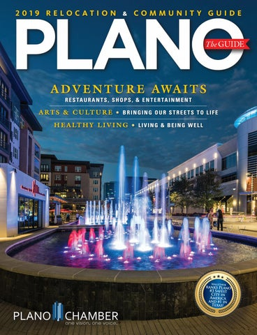 2019 Plano The Guide by Chamber Marketing Partners, Inc  - issuu