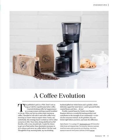 Page 17 of A Coffee Evolution