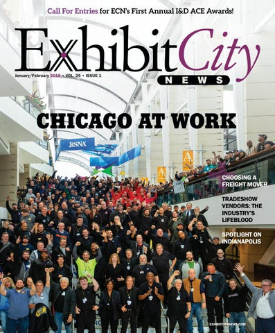 Exhibit City News - January/February 2019 by Exhibit City