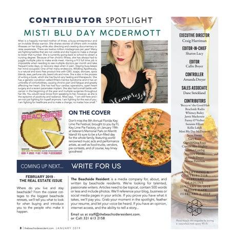 Page 8 of Contributor Spotlight