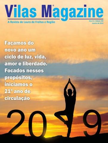 3a567c203 Vilas Magazine | Ed 240 | Janeiro de 2019 | 32 mil exemplares by ...