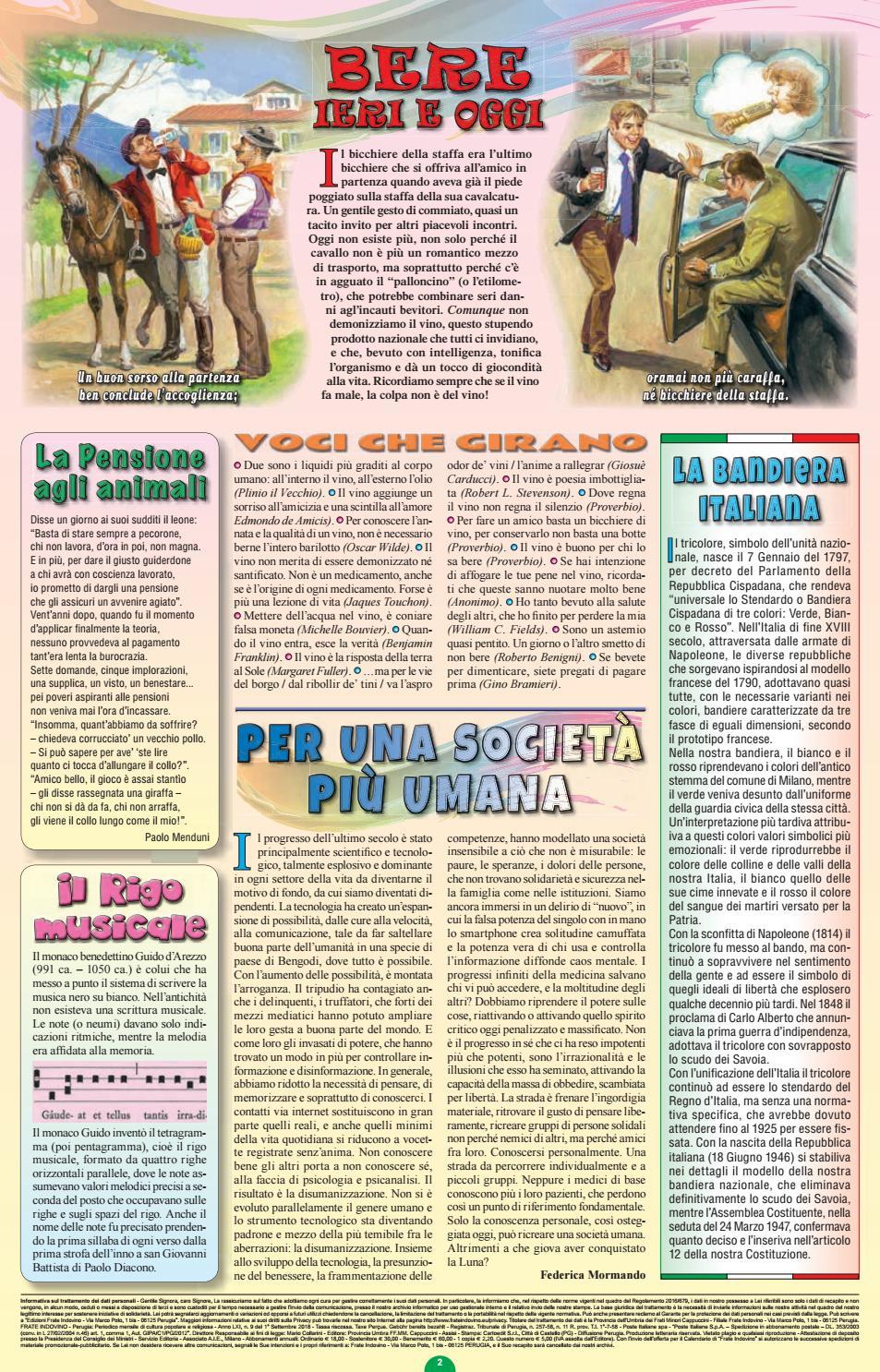 Calendario Di Frate Indovino 2020.2019 Extra By Edizioni Frate Indovino Issuu