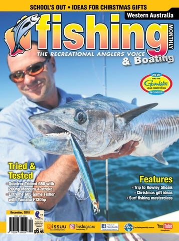 06ef320953 New South Wales Fishing Monthly February 2019 by Fishing Monthly - issuu
