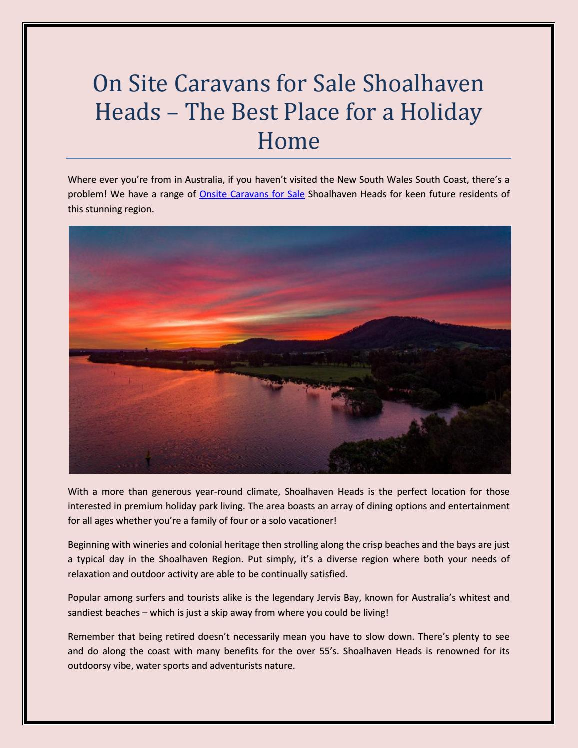 The Best Place for A Holiday Home   Holidaylife by