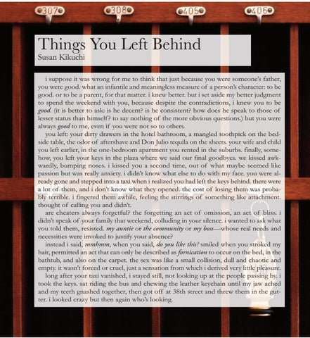 Page 20 of Things You Left Behind