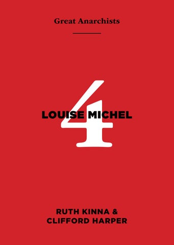 Great Anarchists Michel By Dog Section Press Issuu