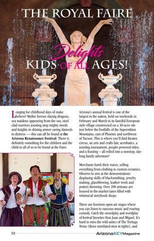Page 32 of Huzzah! Arizona's Favorite Festival Returns