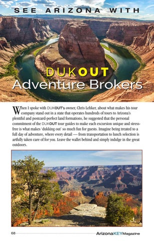 Page 68 of Customize the Way You See Arizona