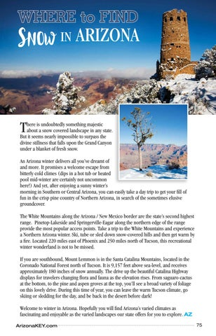 Page 75 of Where to Find Snow in Arizona