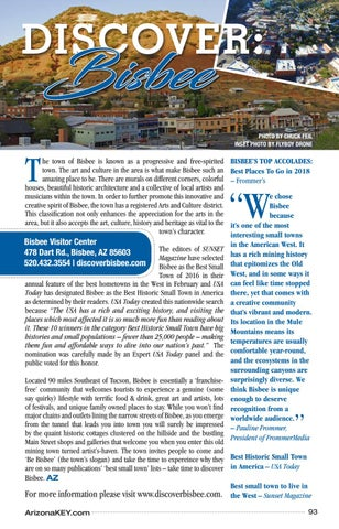 Page 93 of Discover Bisbee
